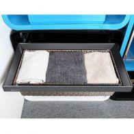 Canasta para closet con cierre suave 900mm