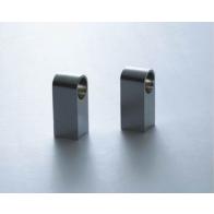 Soporte lateral de metal 16 mm (par)